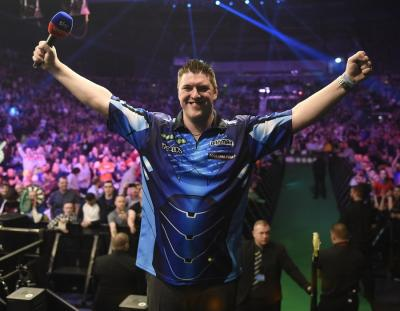 Gurney Faces Wade in Aberdeen - Premier League Night 5