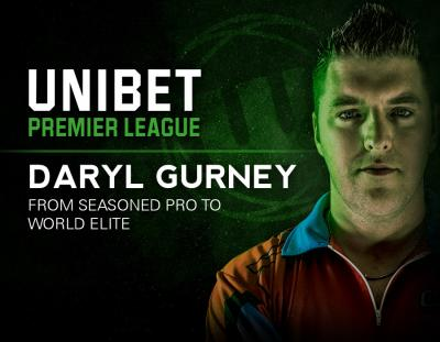 Daryl Gurney - From Seasoned Pro to World Elite