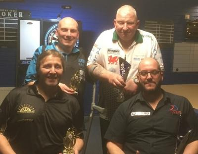 Chilton and D'hondt win at BDDA Eastbourne Open Darts Weekend 2020
