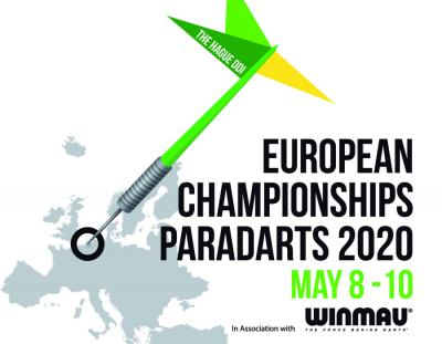 Disability Darts Receives European Championships in Cooperation with Invictus Games Boost in 2020