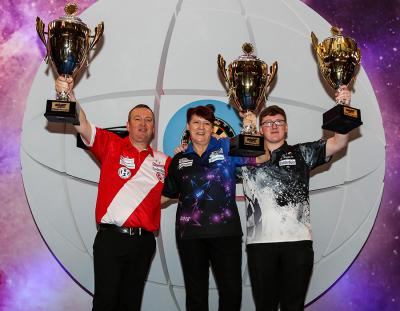 Finder Darts Masters 2018 Champions Crowned