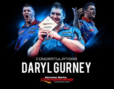 Maiden European Title Moves Gurney up to World No.3