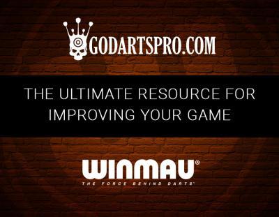 Winmau goes GoDartsPro