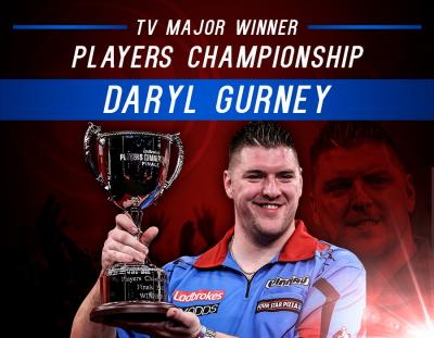 Daryl Gurney Claims Second PDC Major Title in Minehead