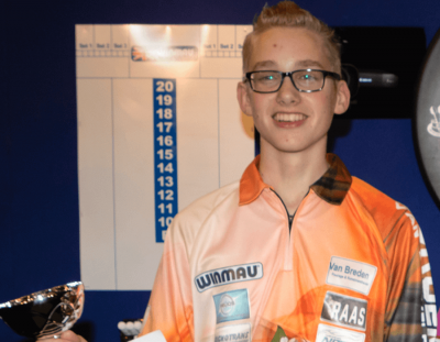 Jurjen van der Velde Wins Second NDB Ranking Event