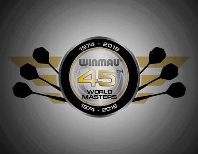 Winmau Signs World Masters Champion Jurjen van der Velde