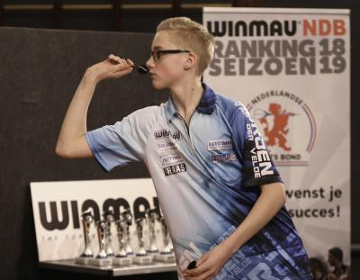 Fourth NDB Ranking title for Jurjen van der Velde
