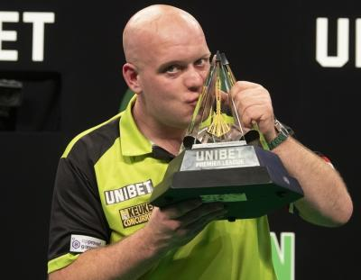 Michael van Gerwen set for Wright Rematch in Premier League Opener