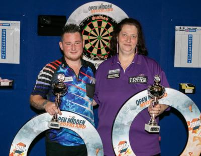 Winmau NDB Ranking Event 2 - Open Midden Nederland Results