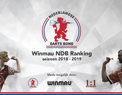 NDB Ranking - NK Darts - Live on WinmauTV