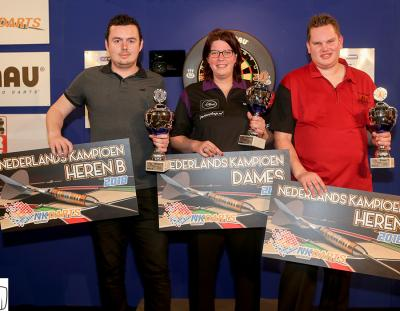 NK Darts Results - NDB Ranking 4