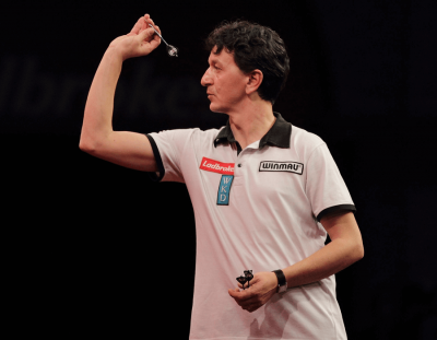 Winmau Extends Sponsorship of Serbia's Oliver Ferenc