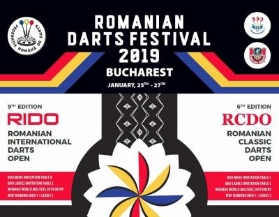 Romanian Darts Festival 2019 - Live on WinmauTV