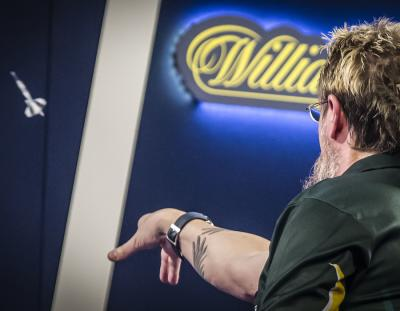 Whitlock Shows the Will to Keep Winning