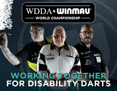 De Bonte Wever Set for Inaugural WDDA Winmau World Championship