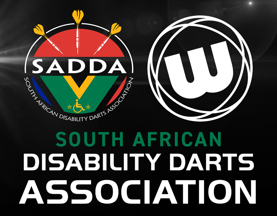 WINMAU SPONSOR SOUTH AFRICA DISABILITY DARTS ASSOCIATION