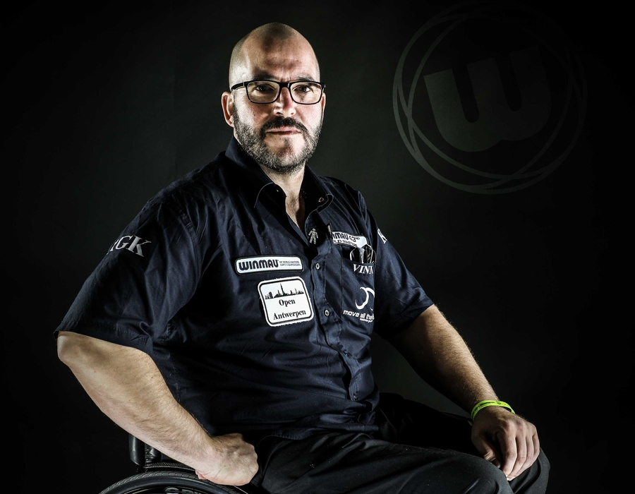 Vincent D'hondt Triumphs at Inaugural WDDA Winmau World Cup