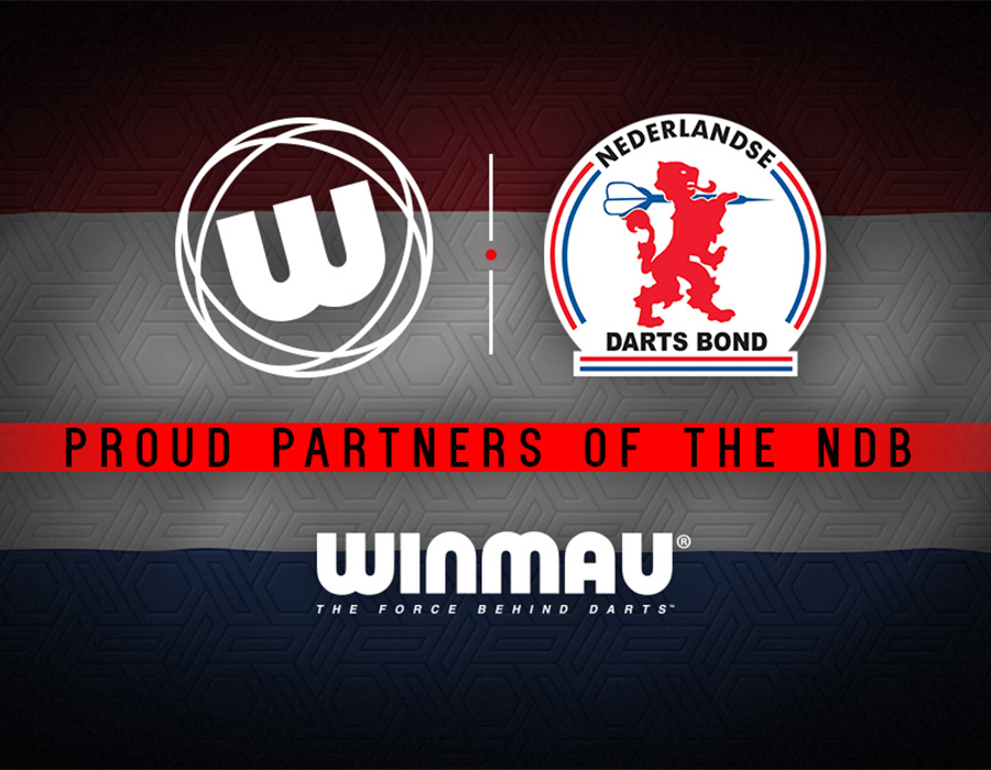 Winmau and NDB Sign New Exclusive Sponsorship Agreement