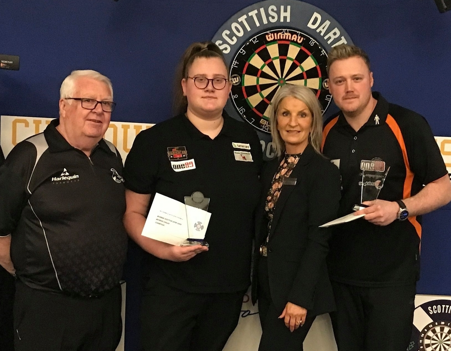 Winmau Scottish Open 2020 Results