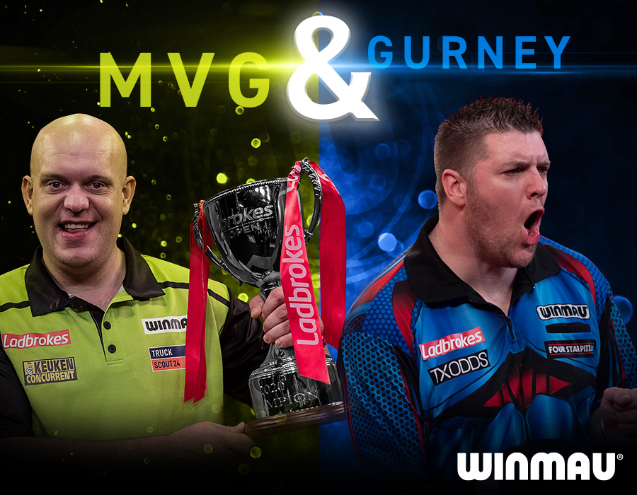 New Darts and New Focus Help MvG and Daryl Ahead of Liverpool Premier League