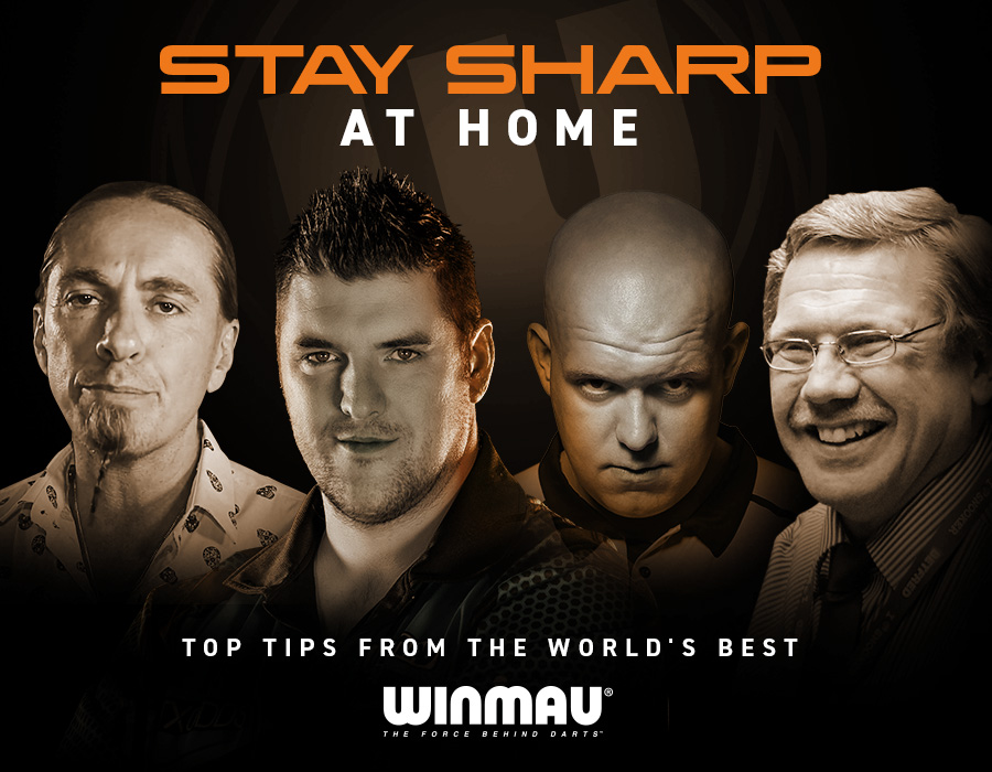 Stay Sharp at Home – Top Tips from The Worlds Very Best