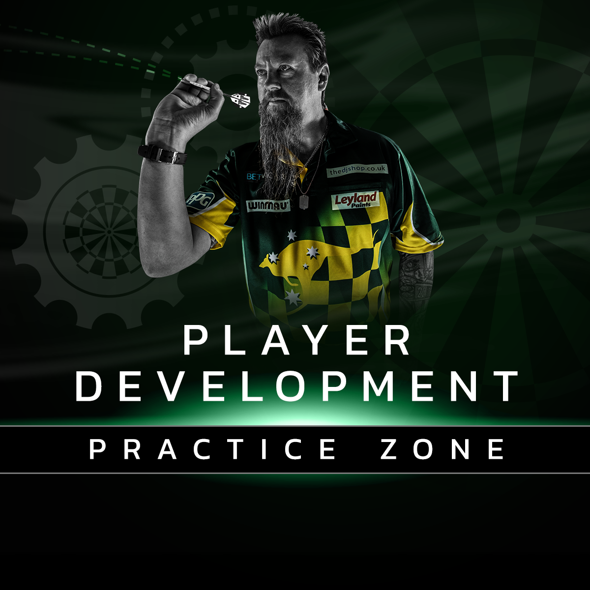 Winmau Practice Zone