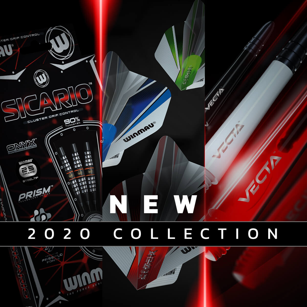 Winmau 2020 Collection