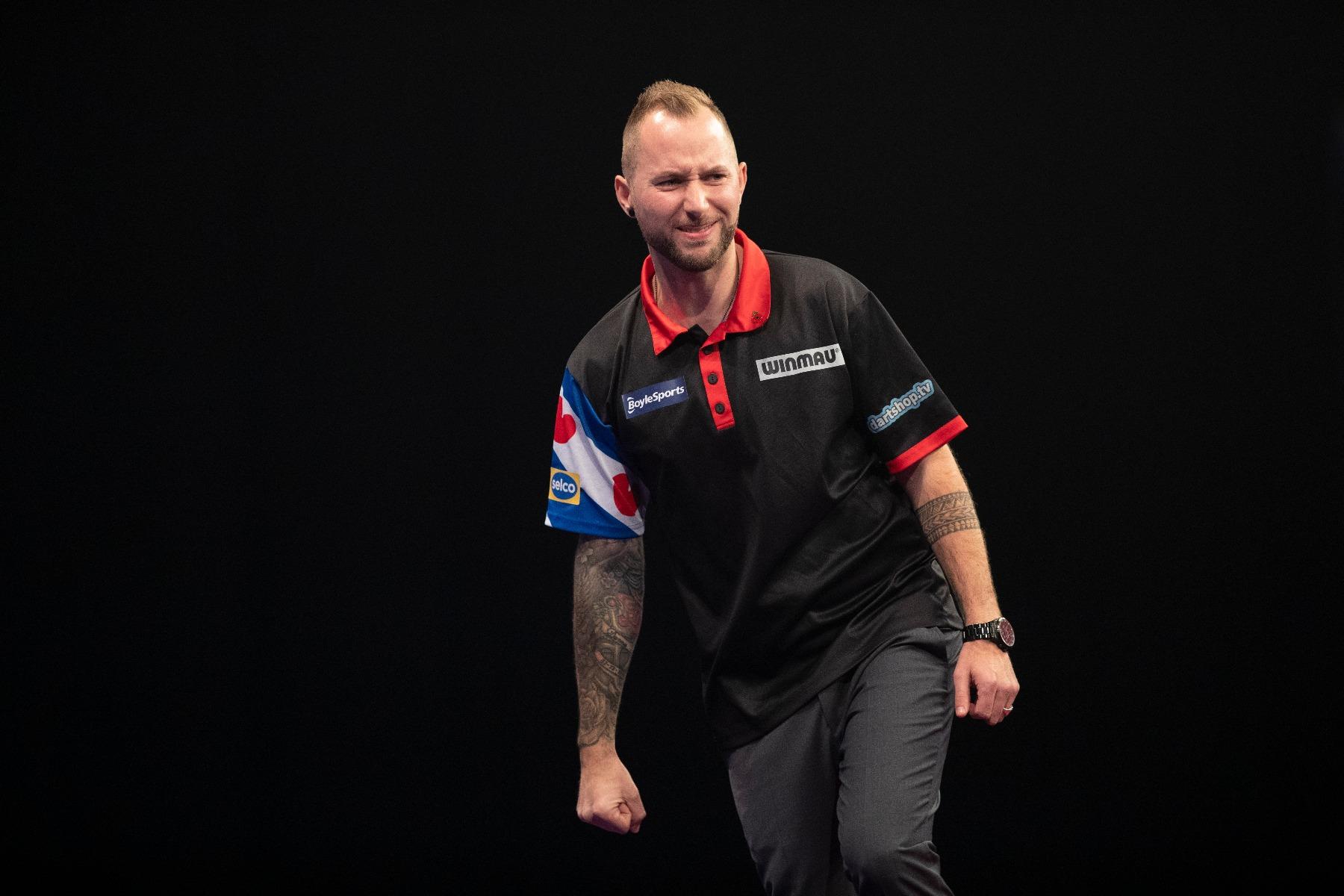 Danny Noppert Grand Slam of Darts 2019