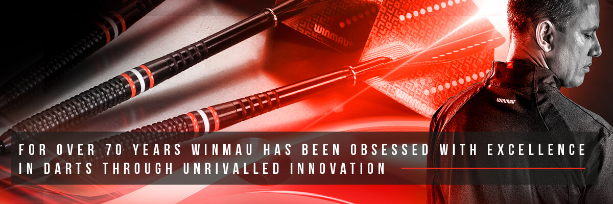 Innovation - Winmau Dartboard Company